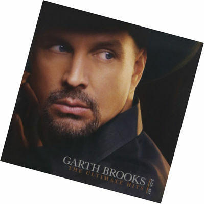See Notes Garth Brooks The Ultimate Hits Greatest Hits 2 CD set  New SEALED