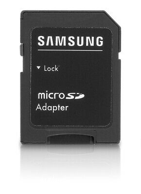 1000 QTY Samsung MicroSD-MicroSDHC-MicroSDXC to Full SD Adapter for Memory Card