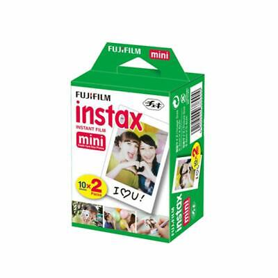 Fujifilm Instax Mini Instant Film For Mini 8950s709025 and Polaroid PIC 300