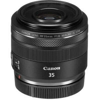Canon RF 35mm f1-8 IS Macro STM Lens