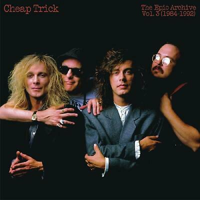 Cheap Trick The Epic Archive Vol- 3 1984-1992- CD
