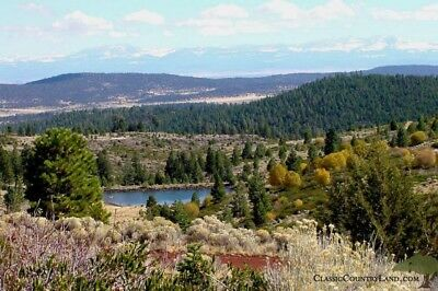 WOW Northern California Property in California Pines - Modoc County CA