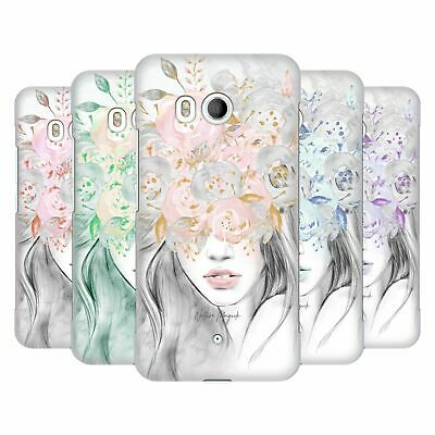 OFFICIAL NATURE MAGICK GIRL WITH FLOWERS IN HER HAIR BACK CASE FOR HTC PHONES 1