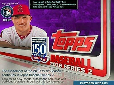 2019 TOPPS SERIES 2 S 351-500   ROOKIE RCs STARS  - WHO DO YOU NEED