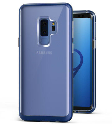 For Samsung Galaxy Note 9S9S9 Plus Case VRS® Slim Clear Hybrid Bumper Cover