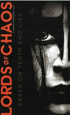 Lords Of Chaos New DVD