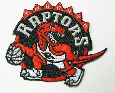 LOT OF 1 NBA BASKETBALL TORONTO RAPTORS EMBROIDERED PATCH PATCHES ITEM  128