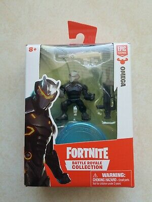 Fortnite Battle Royale Collection OMEGA 11P Solo Pack Mini Figure Epic Games