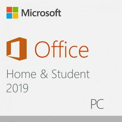 Microsoft Office MS Office 2019 Professional Plus DVD - License - 1 PC