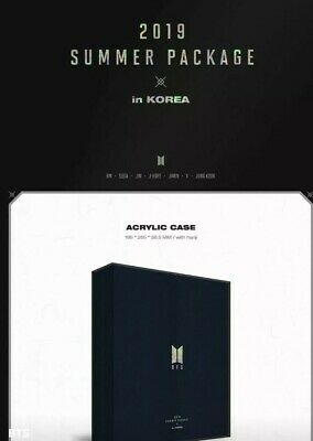 PRE-ORDER  2019 BTS SUMMER PACKAGE  Tracking Number no drawing diary