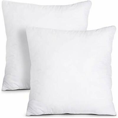 Decorative Pillows Throw Pillows Insert Pack of 2 Couch Pillows Utopia Bedding