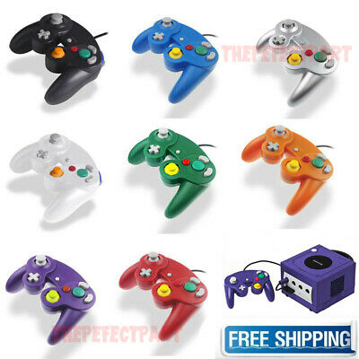 Wired NGC Controller Gamepad For Nintendo GameCube GC - Wii U Console Colors NEW