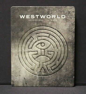 Westworld - Season 1 Blu-ray Steelbook