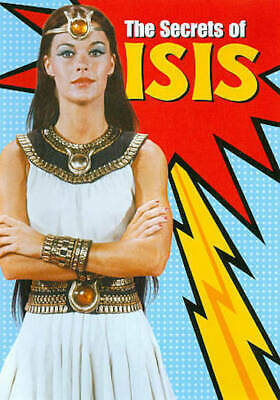 The Secrets Of Isis Complete Series DVD Season 1 - 2 Joanna Cameron 22 Episodes
