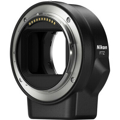 Nikon FTZ Mount Adapter Retail Packing TT