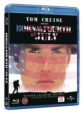 Born on the Fourth of July Blu Ray