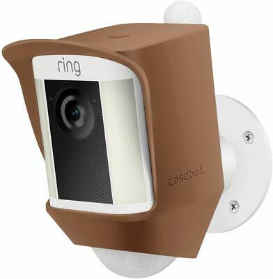 For Ring Spotlight Battery Security Camera Silicone Weather Resistant Case Cover