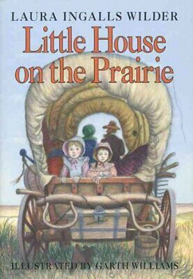 Little House on the Prairie Hardcover by Wilder Laura Ingalls Williams Ga-
