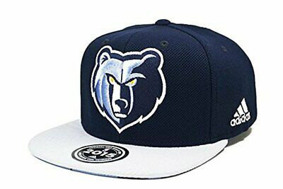 Adidas NBA Mens Memphis Grizzlies 2015 Draft Day Authentic Snap Back Hat