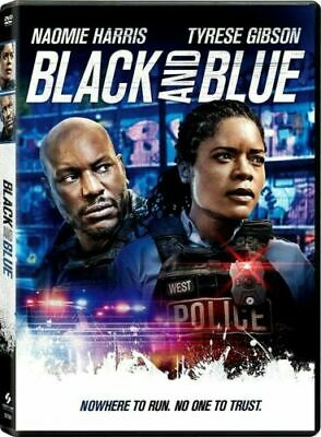 Black and Blue DVD2019 NEW