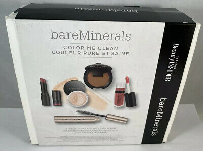 Bare Minerals Color Me Clean Sephora Beauty Insider Lip Eye - Face Collection