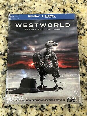 Westworld Season 2 The Door Blu-ray- Digital Code Expired- Brand New-