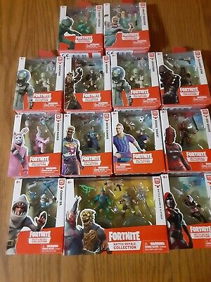 Fortnite Battle Royale Collection Solo Pack Mini Figure Epic Games YOU PICK
