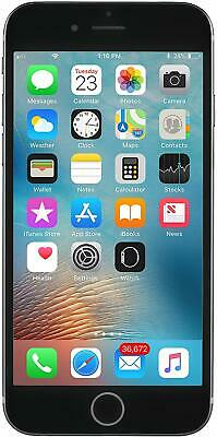 Apple iPhone 6s 128GB AT-T and T-Mobile GSM Unlocked Worldwide-Space Gray