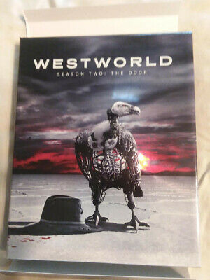 Westworld Season Two - The Door Blu-Ray 3 Disc Set No Digital-Excellent Condit