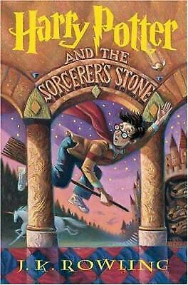 Harry Potter and the Sorcerers Stone by J- K- Rowling
