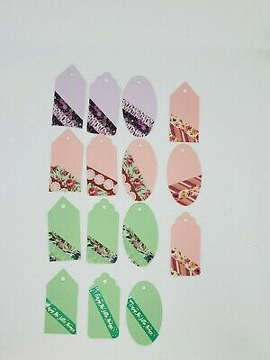 Handmade Fancy Gift  Retail Price Gift Tags