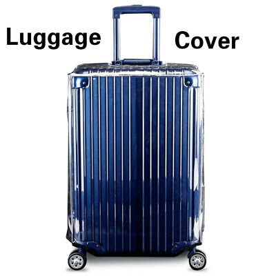 20-28 Travel Luggage Cover Suitcase Protector Anti Scratch Waterproof Bag New