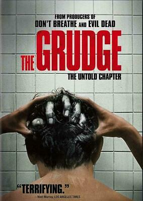 The Grudge DVD2020 NEW