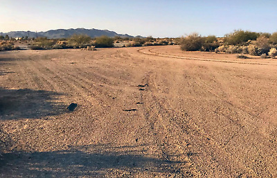 -83 Acre Investment Property with no neighbors in Central Arizona