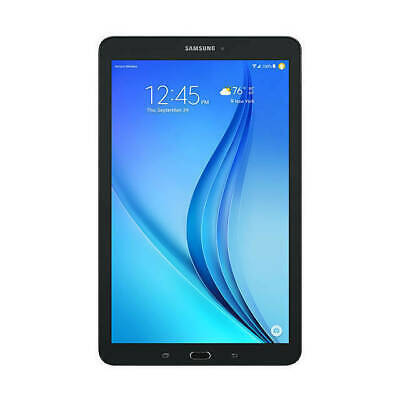 Samsung Galaxy Tab E 16GB Wi-Fi - 4G Verizon 9-6in - Black