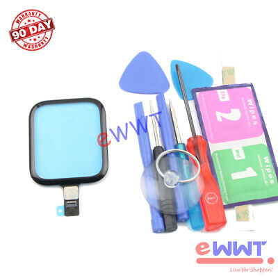 Replacement Touch Screen Digitizer-Tool for Apple Watch Series-4 44mm S4 ZVLU875