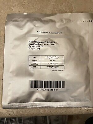 Anti freeze Membrane Coolsculpting Gel Pad  Fat Cryo Cooling Weight Loss 27 x 30