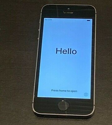 Apple iPhone 5s - 16GB - Space Gray A1533 For Parts