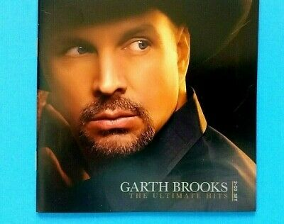 GARTH BROOKS THE ULTIMATE COLLECTION TWO CDS  33 CLASSIC  HITS NEW-SEALED