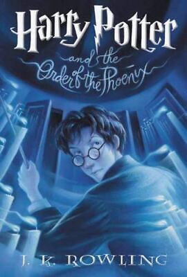 Harry Potter and the Order of the Phoenix by J- K- Rowling