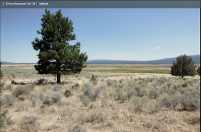 20 Acres in Klamath County Oregon