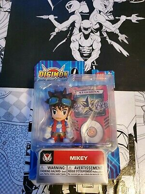 NEW BANDAI Digimon Fusion Mikey Action Figure K