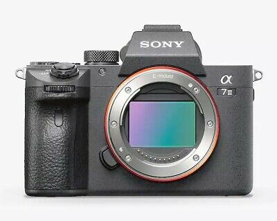 Sony Alpha a7 III Mirrorless Digital Camera Body Only