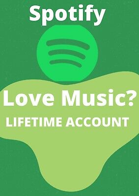 Premium Spotifi⭐️ Lifetime Account⭐️ UPGRADE - NEW ACCOUNT ✅ INSTANT DELIVERY ✅