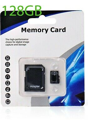 128GB Mini SD Card  Class 10 micro sd Free Adapter