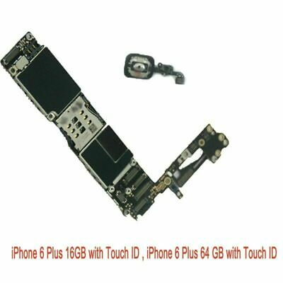 Motherboard Replacement for New iPhone 6 Plus 16GB64GB Unlocked w Touch ID