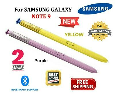 official Bluetooth Samsung Galaxy Note9 S Pen - purple