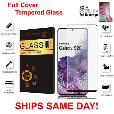 For Samsung Galaxy S20  PLUS FE 5G Ultra Tempered Glass Screen Protector Clear
