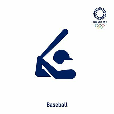 202021 Tokyo Olympics  Baseball  BSB 12  080421  sold-out  WoW