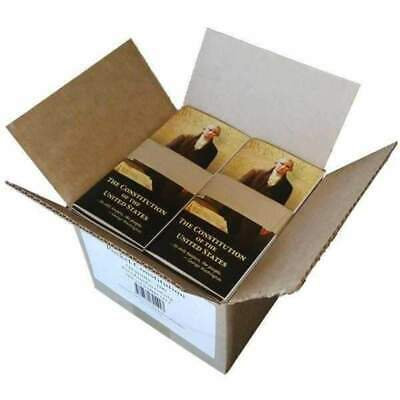 Pocket Constitutions U-S- Constitution - Declaration of Indep- Box of 100